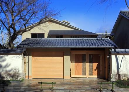 南禅寺の家