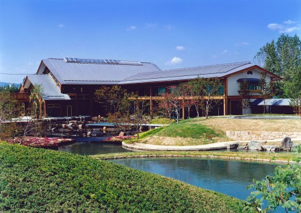 梅小路公園 緑の館