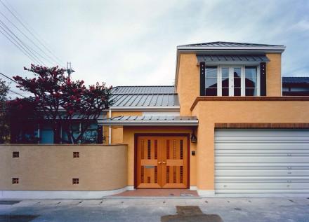 守山の家1