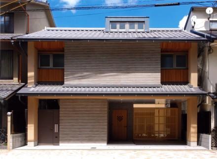 二条通の家