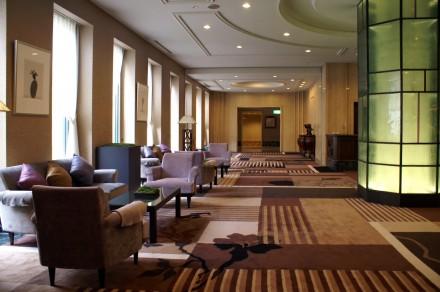 ロイヤルオークホテル:カーペット