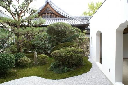 覚勝院:庭園