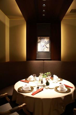 ロイヤルオークホテル:中華レストランのインテリアデザイン