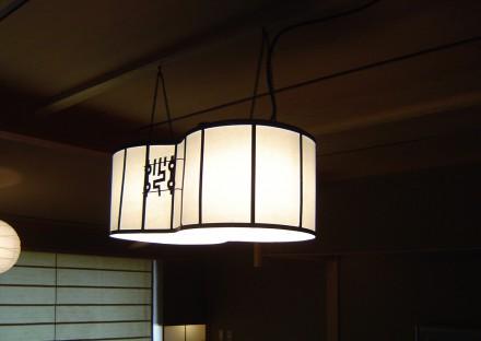 玄妙庵:照明